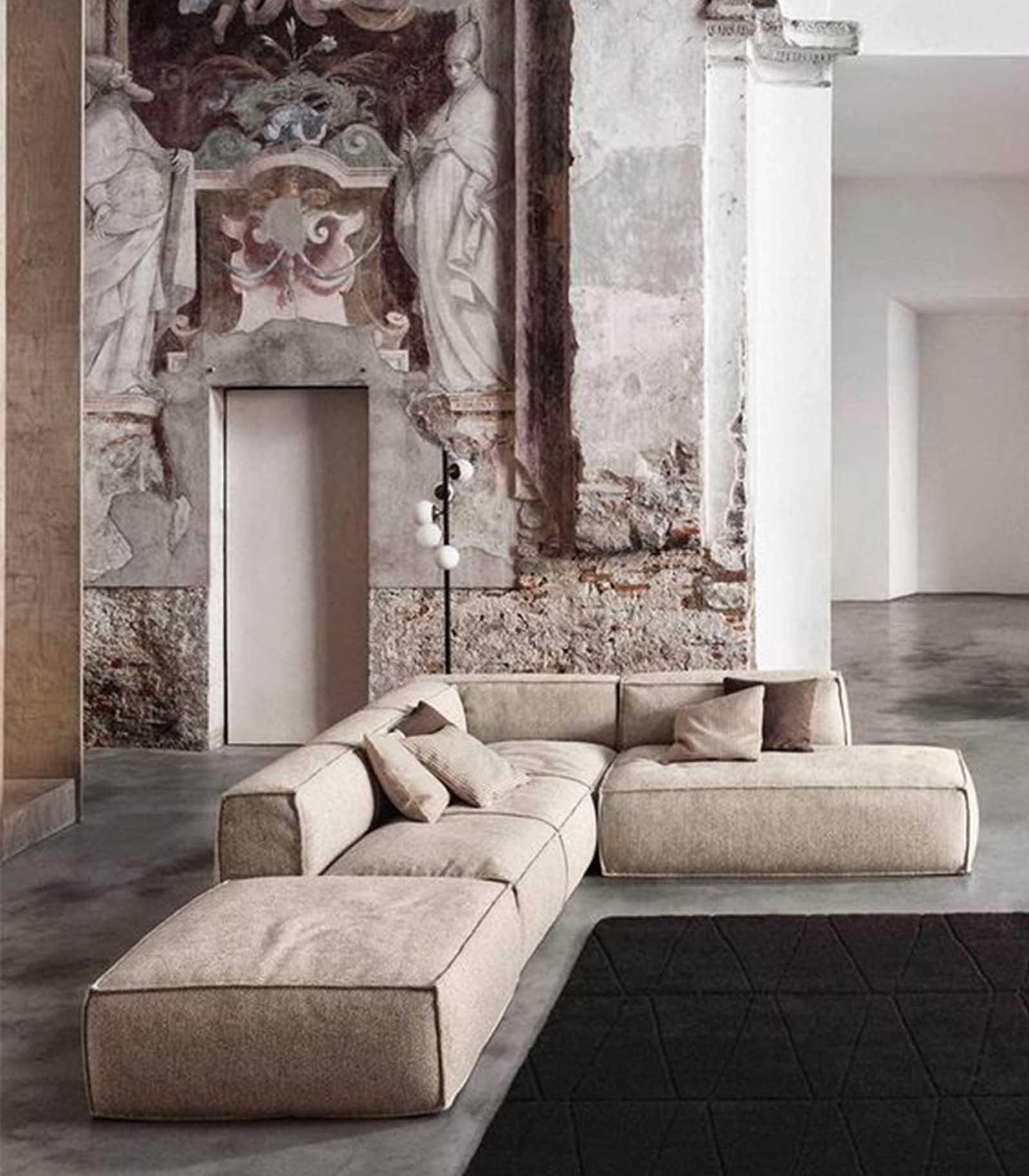 radici home prodotti divani e poltrone