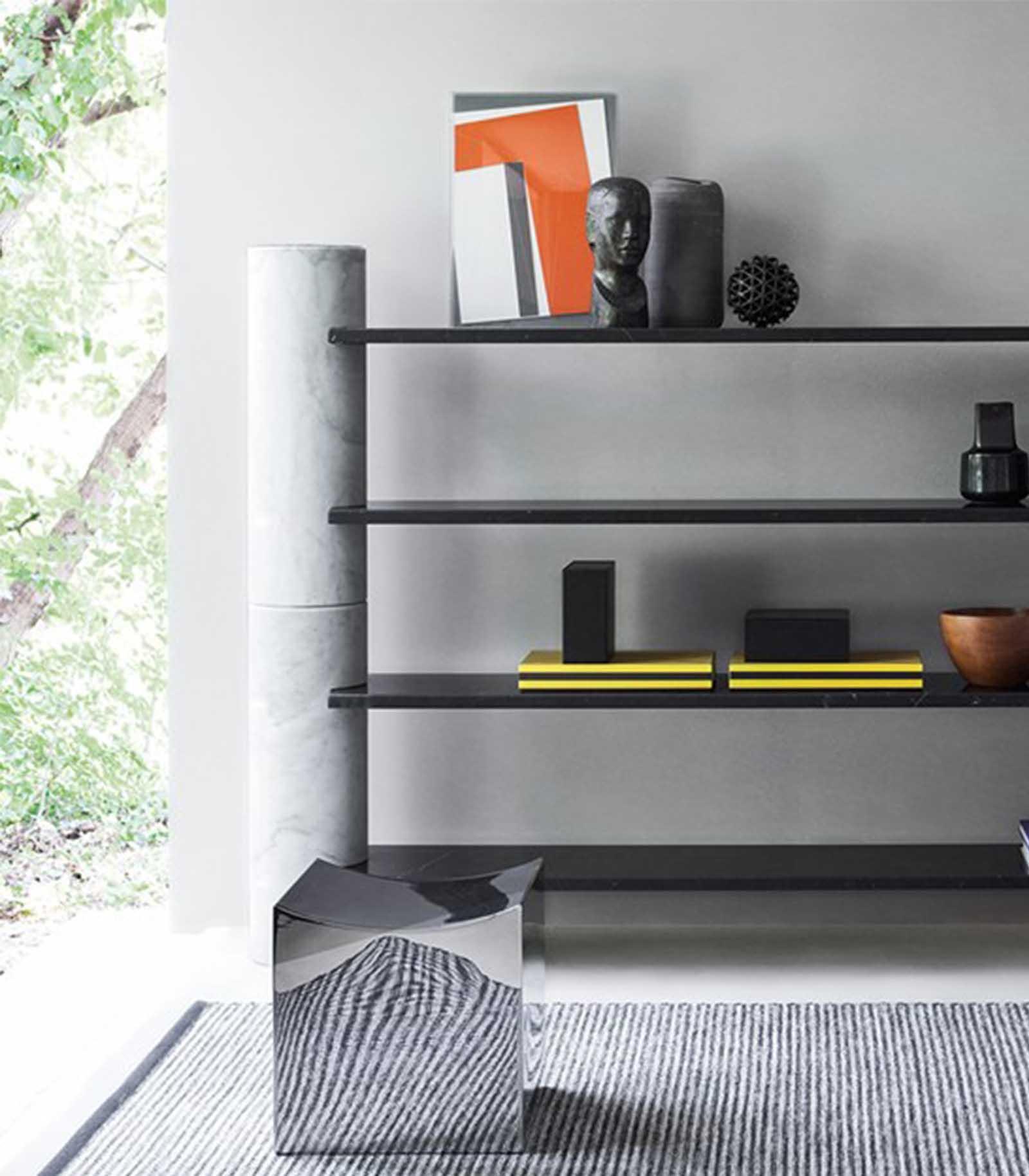 radici home prodotti Librerie e Living